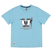Ace Pilots T-Shirt Blue