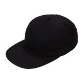 LIT STRAPBACK Black