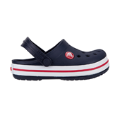 Crocband Clog K_Navy/Red (K)