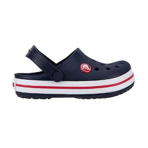Crocband Clog K_Navy/Red_204537-48