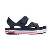 Crocband II Sandal PS_Navy/White_1