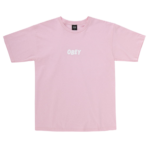 OBEY JUMBLED Pink