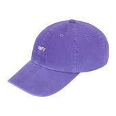 JUMBLE BAR HAT II 6 PANELVIOLET