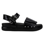 Choker Velcro Sandal_Black