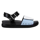 Choker Velcro Sandal_Blue