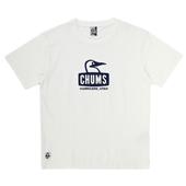 Booby Face Logo T-Shirt White