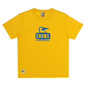Booby Face Logo T-Shirt Yellow