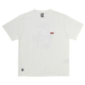 Booby Logo T-Shirt White