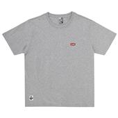 Booby Logo T-Shirt Gray