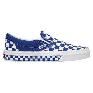 SMU_Slip-On_(Nextor)Checker/blue