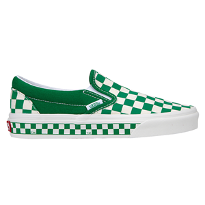SMU_Slip-On_(Nextor)Checker/green