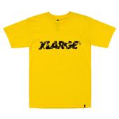 PURGE SS TEE Yellow