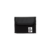 Trifold Wallet Sweat Nylon_Black/Charcoa