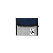 Trifold Wallet Sweat Nylon_H-Gray/Basic