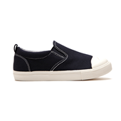 D.basic Slip-on Kids_Navy (K)