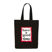 FRAME TOTE BAG_BLACK