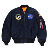 MA-1 NASA_Replica Blue