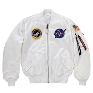 MA-1 NASA_White
