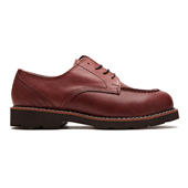 Classico_U-Tip Shoes_Burgandy (MAN)