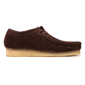 Wallabee_Dark Brown Suede(M)