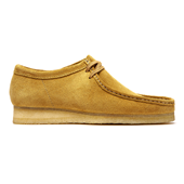 Wallabee_Dark Ocher Suede(M)