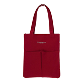 ECO_Pocket bag_Burgundy