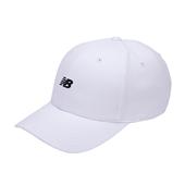 로고베이스볼캡2_white