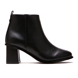 Pier4_Basic Ankle Boots 60MM_Black