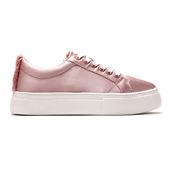 Satin sneakers  (W)_Pink