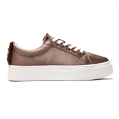 Satin sneakers_Bronze (W)