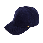 6PANNEL BALL CAP / CORDUROY / DEEP SEA