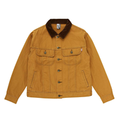 Denim Jacket_Camel