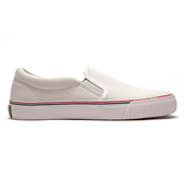 CENTERLO SLIP-ON_White