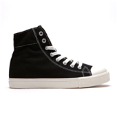 D.basic High-Top_Black