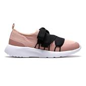 multi-Ribbon Slip-on_Pink (W)