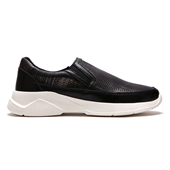 Women Basic Slip-on_Black (W)
