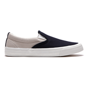D.basic Slip-on Canvas_Navy