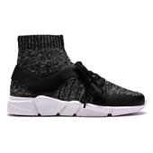 Knit Socks Sneakers_Gray