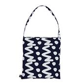 chic navy bag