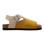 Leo Sandal_Yellow