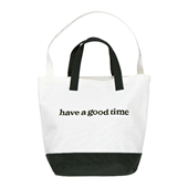 SIDE LOGO 2-WAY TOTE_Green