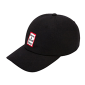 FRAME BALL CAP_BLACK