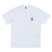 MINI FRAME S/S TEE_WHITE