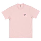 MINI FRAME S/S TEE_Pink