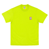 MINI FRAME S/S TEE_Yellow