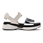 Tahiti Basic Sandal_Silver