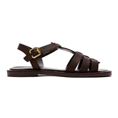 Rhea Strap Sandal_Dark Brown (W)