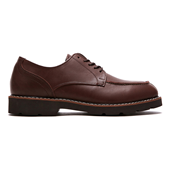 Y-Tip Shoes_Brown