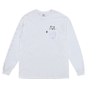 Lord Nermal L/S_White