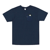 Cat Nip Tee_Navy